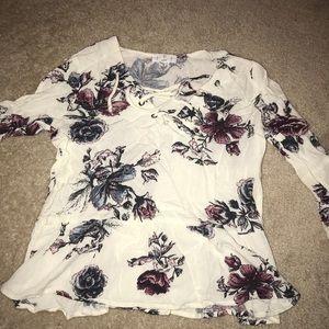 Tillys blouse. Cute